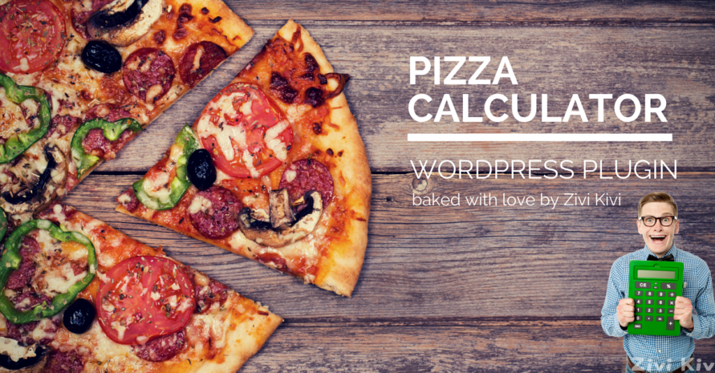 Pizza Calculatore