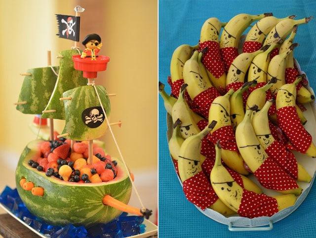 פירות מקסימים ליום הולדת